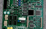 Konami Endeavour Logic Board