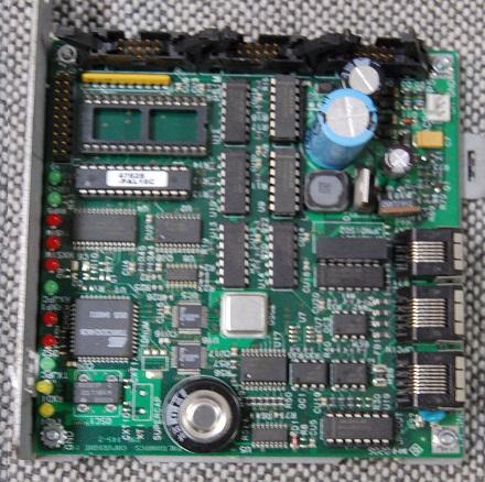 Slot machine interface board